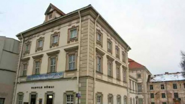 Casco antiguo de Vilnius