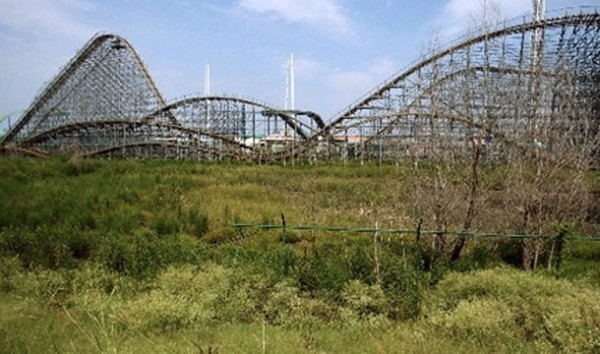 Six Flags Jazzland