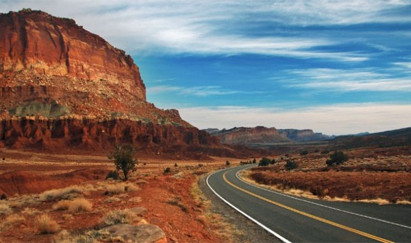 Red Rock Scenic Byway