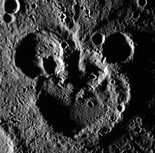 crater mickey mouse