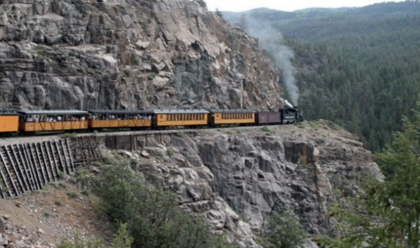 Durango and Silverton Narrow Gauge Railroad - Estados Unidos