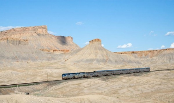 The California Zephyr - Estados Unidos
