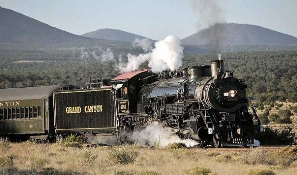 The Grand Canyon Railway - Estados Unidos