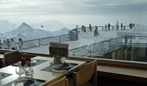 restaurante Piz Gloria