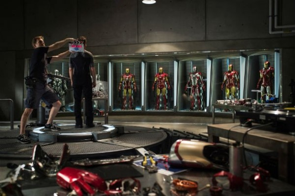 escenario Iron Man