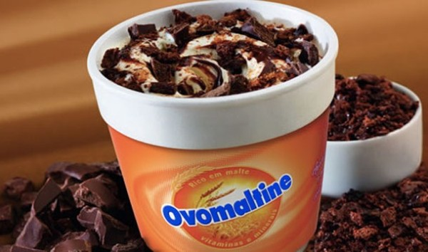 Ovomaltine McFlurry